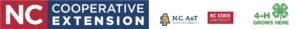 N.C. Cooperative Extension logo image