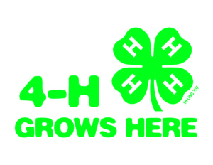 Cover photo for Join a Nash County 4-H Club
