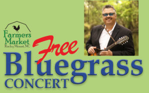 Cover photo for Bluegrass Concert at Farmers Market