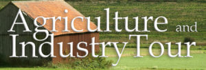 Agriculture and Industry tour