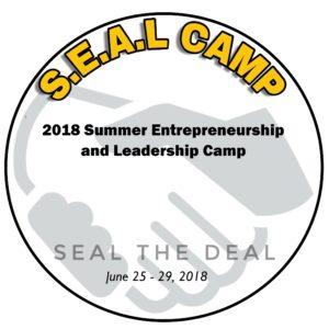 SEAL Camp logo