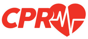 CPR with heart logo