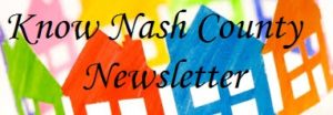 Cover photo for Know Nash County: July 2018