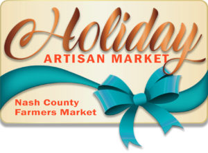 Cover photo for Holiday Artisan Market At the Farmers Market