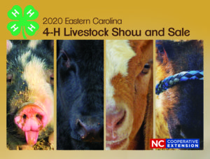 Cover photo for 2020 Livestock Show and Sale - April 7 and 8