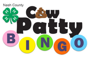 Cover photo for 4-H Cow Patty Bingo
