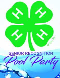 Cover photo for Nash County 4-H Senior Recognition