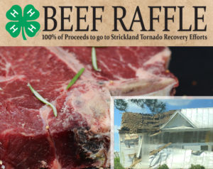 Cover photo for Beef Raffle