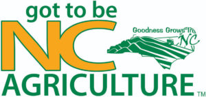 Got to be NC Agriculture logo