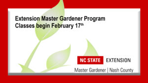 Cover photo for Extension Master Gardener Program