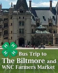 Cover photo for 4-H Bus Trip to The Biltmore