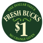 Fresh Bucks logo
