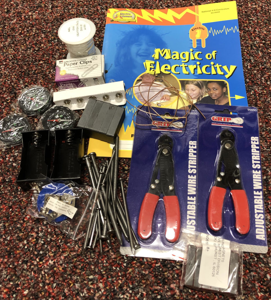 Magic of Electricity Kit