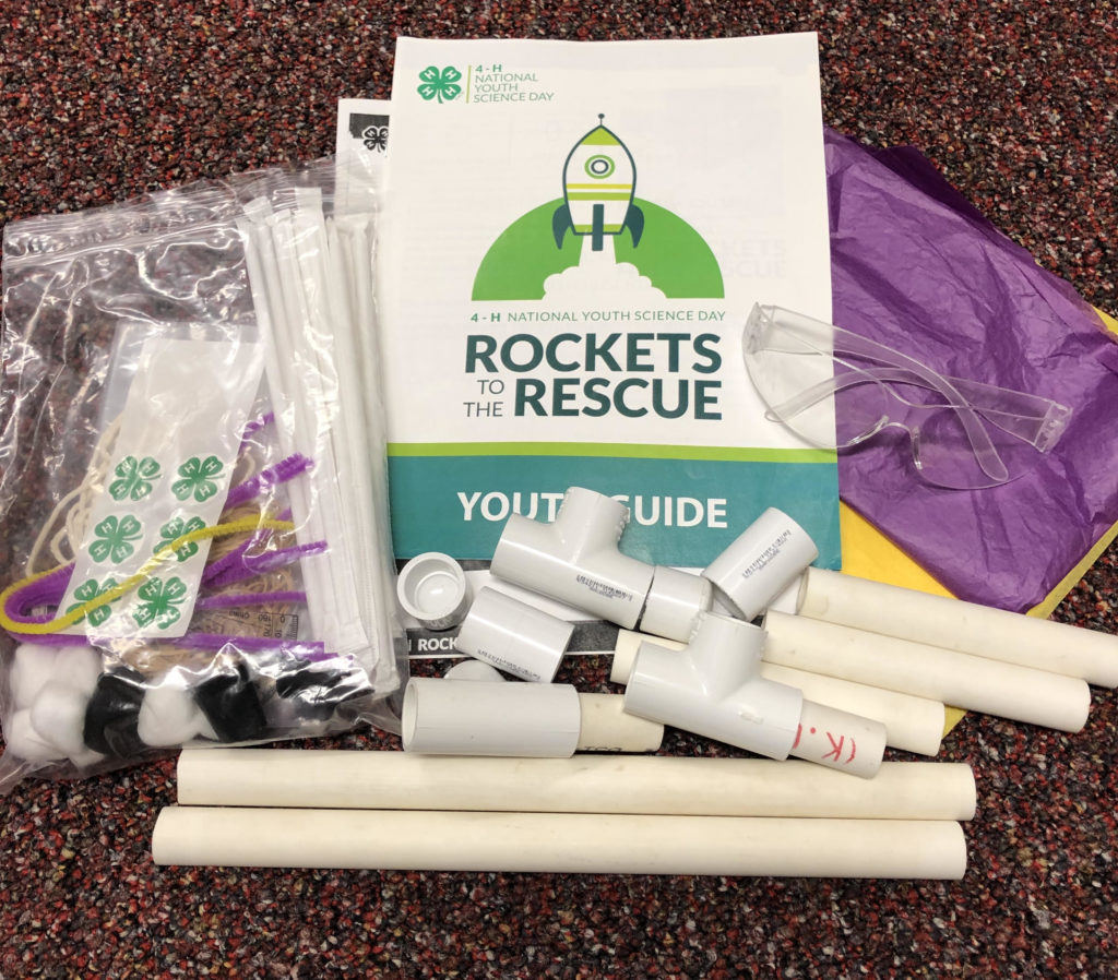 Rockets To The Rescue Kit