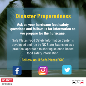 Cover photo for Preparing for a Hurricane Disaster During a Pandemic