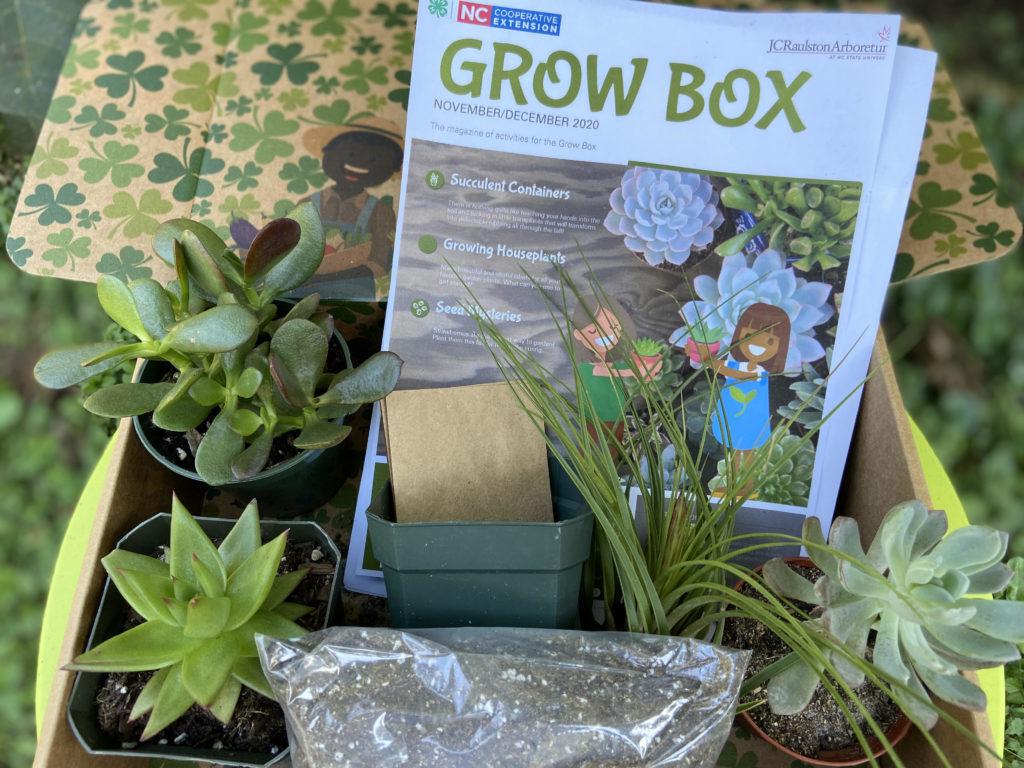 4-H Grow Box