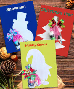 Cover photo for 4-H Holiday Cut Out Paint Workshop