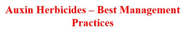 Best Management Practices header image