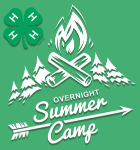 Cover photo for 4-H Overnight Summer Camp