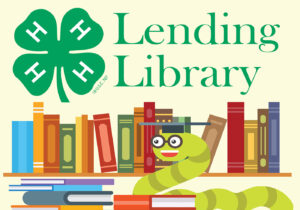 Cover photo for 4-H Lending Library