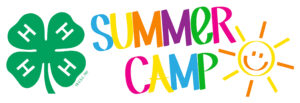 Cover photo for 4-H Summer Camps