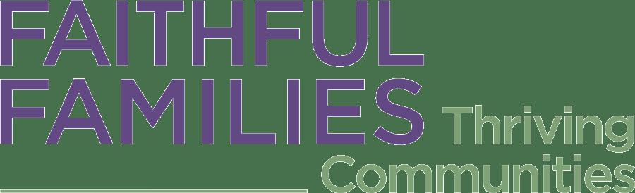 Faithful Families logo image